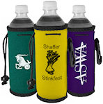 Neoprene Water Bottle Drawstring Coolies
